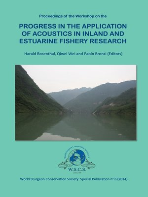 cover image of Progress in the Application of Acoustics in Inland and Estuarine Fishery Research