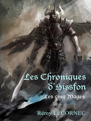 cover image of Les cinq Mages