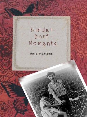 cover image of Kinder-Dorf-Momente