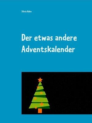 cover image of Der etwas andere Adventskalender