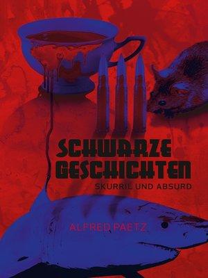 cover image of Schwarze Geschichten