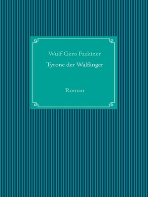 cover image of Tyrone der Walfänger