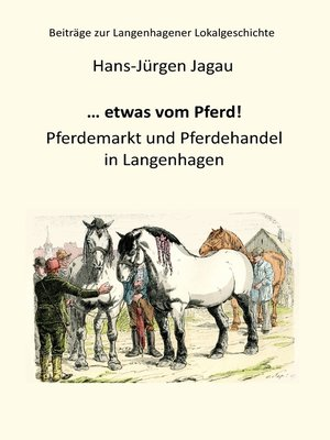 cover image of ... etwas vom Pferd!