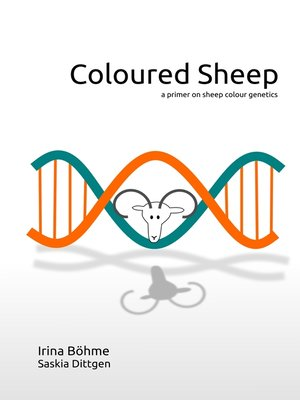 cover image of Coloured Sheep