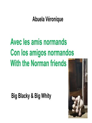 cover image of Avec les amis normands