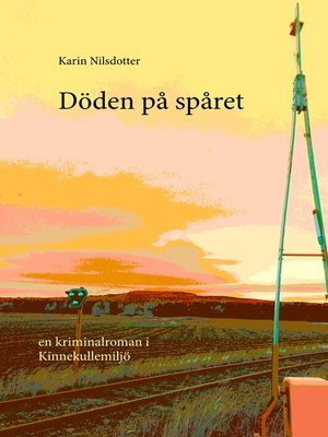 cover image of Döden på spåret