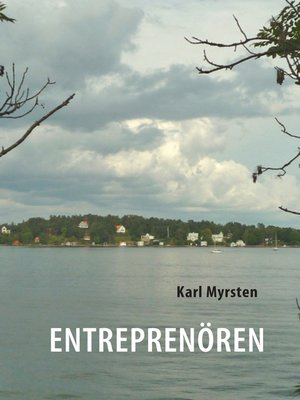 cover image of Entreprenören