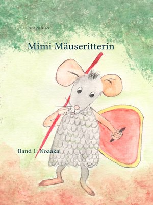 cover image of Mimi Mäuseritterin
