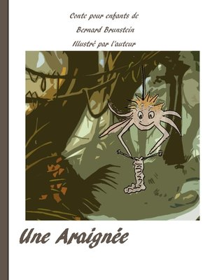 cover image of L'araignée
