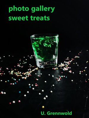 cover image of sweet treats