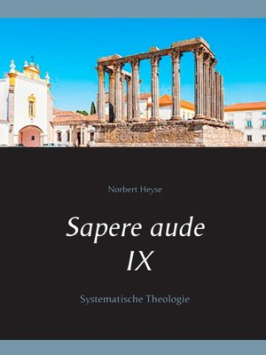 cover image of Sapere aude IX