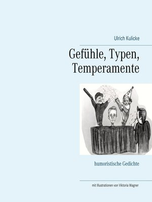 cover image of Gefühle, Typen, Temperamente