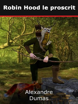 cover image of Robin Hood le proscrit