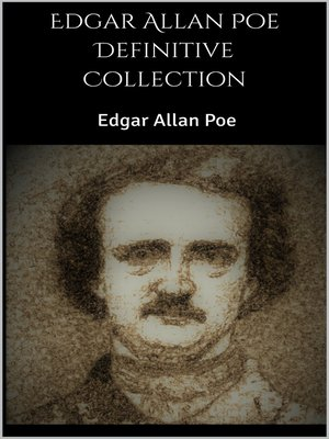 cover image of Edgar Allan Poe Definitive Collection
