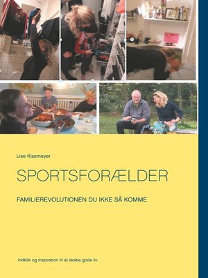 cover image of Sportsforælder
