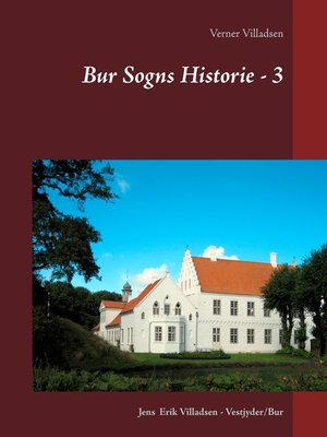 cover image of Bur Sogns Historie--3