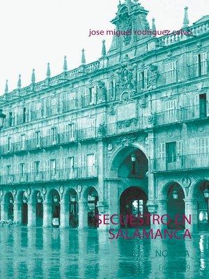 cover image of Secuestro en salamanca