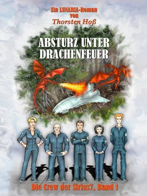 cover image of Absturz unter Drachenfeuer