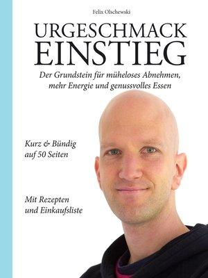 cover image of Urgeschmack Einstieg