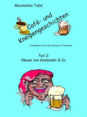cover image of Café- und Kneipengeschichten