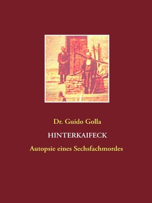 cover image of Hinterkaifeck