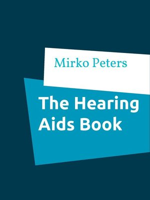 cover image of The Hearing Aids Book