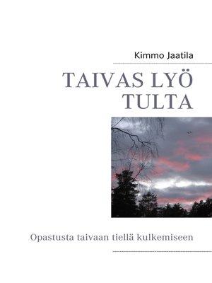 cover image of Taivas lyö tulta