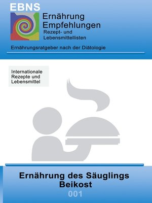 cover image of Ernährung--Säuglings--Beikost
