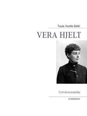 cover image of Vera Hjelt