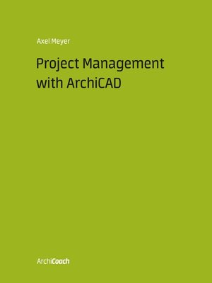 cover image of Project Management with ArchiCAD
