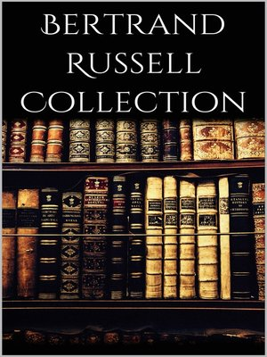 cover image of Bertrand Russell Collection