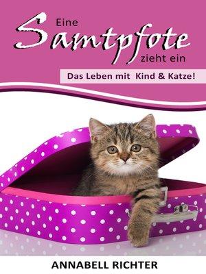 cover image of Eine Samtpfote zieht ein