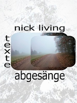 cover image of Abgesänge