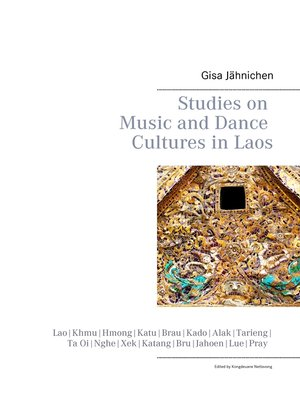cover image of Studies on Music and Dance Cultures in Laos