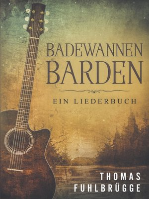 cover image of Badewannen-Barden