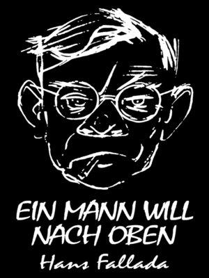 cover image of Ein Mann will nach oben (Roman)