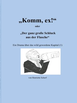 """cover image of """"Komm, ex!"""""""