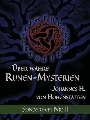 cover image of Über wahre Runen-Mysterien