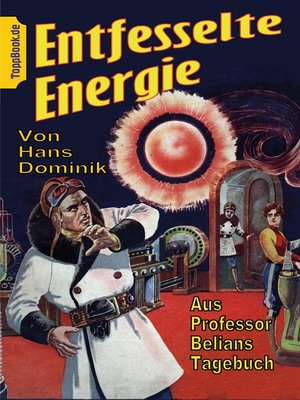 cover image of Entfesselte Energie
