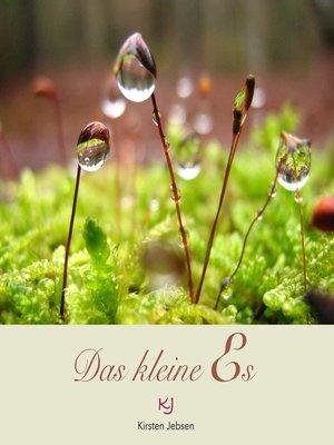 cover image of Das kleine Es