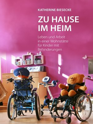 cover image of Zu Hause im Heim