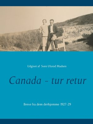 cover image of Canada--tur retur