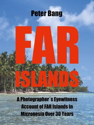 cover image of Far Islands