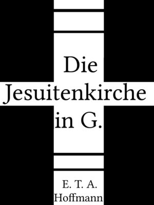 cover image of Die Jesuitenkirche in G.