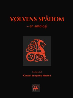 cover image of Vølvens Spådom
