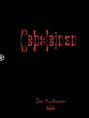 cover image of Paholainen