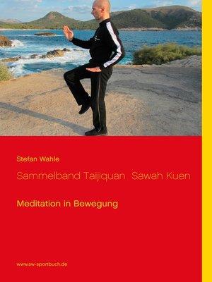 cover image of Sammelband Taijiquan  Sawah Kuen
