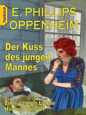 cover image of Der Kuss des jungen Mannes