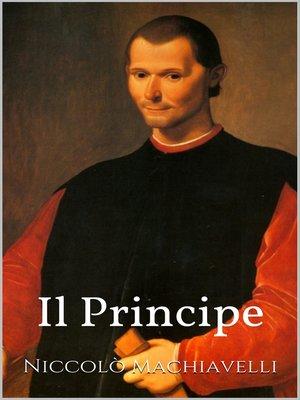 cover image of Il Principe