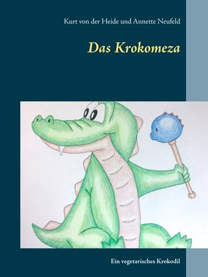 cover image of Das Krokomeza